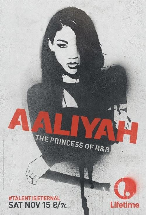 aaliyah princess of r&b (flyer-logo)