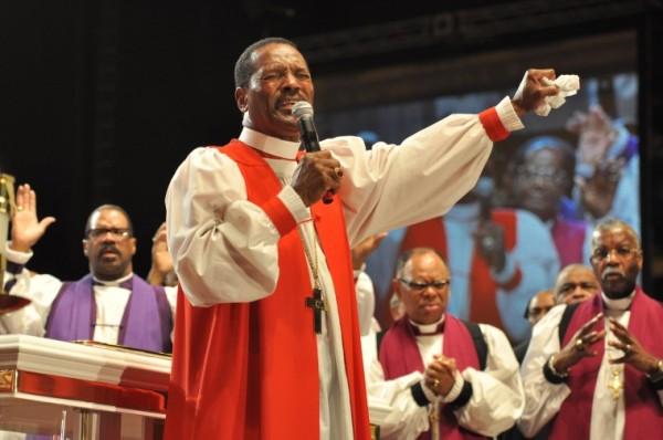 Bishop Charles E. Blake, COGIC