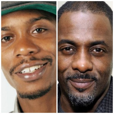 Dave Chappelle Reveals He Bought Drugs from Idris Elba