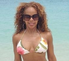 donna richardson-joyner (bikini)
