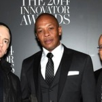 Eminem Honors Dr. Dre, Jimmy Iovine at Innovator Awards