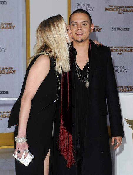 evan ross hunger games
