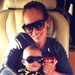 Evelyn Lozada Loves her Post-Baby Curves