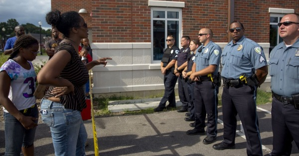 Would racial diversity on Ferguson police Department help?