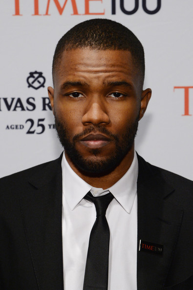 Frank Ocean attends the TIME 100 Gala, TIME's 100 most influential people in the world, at Jazz at Lincoln Center on April 29, 2014 in New York City