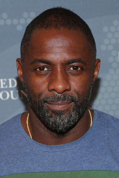 Actor Idris Elba attends the 2014 Social Good Summit at 92Y on September 21, 2014 in New York City