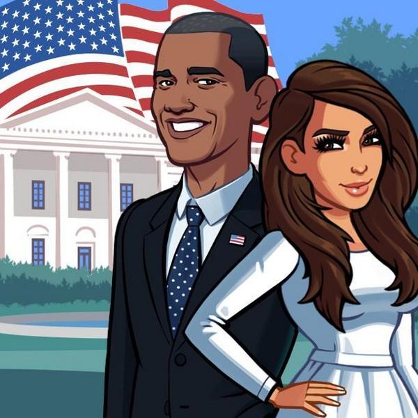 kardashian obama