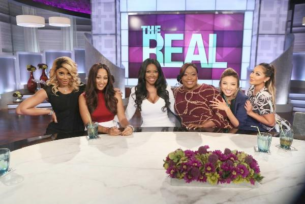 kenya moore & the real cast