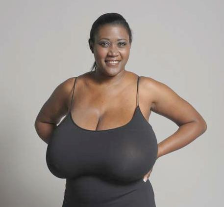 huge massive breasts