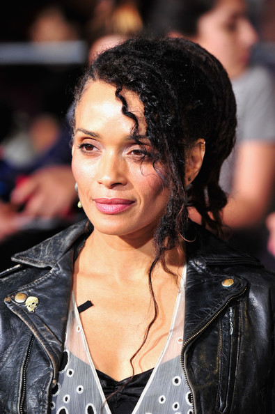 Actress Lisa Bonet arrives at the premiere of Summit Entertainment's 'Divergent' at the Regency Bruin Theatre on March 18, 2014 in Los Angeles, California