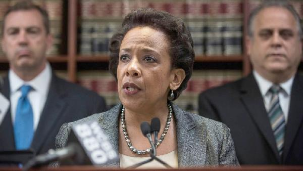 Obama Chooses Loretta Lynch to Replace Eric Holder