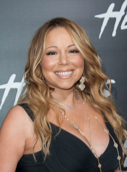 Singer Mariah Carey arrives at the Premiere Of Paramount Pictures' 'Hercules' at TCL Chinese Theatre on July 23, 2014 in Hollywood, California.