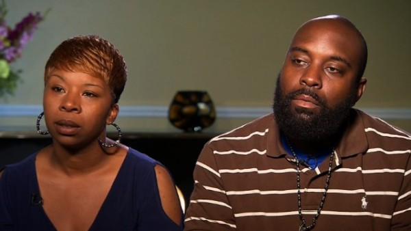 michael-browns-parents lesley mcspadden and michael brown sr