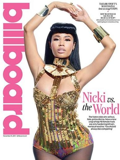 Nicki Minaj Talks Being Smart, Beyonce and Sex In Her Spare Time