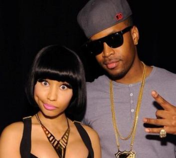 nicki minaj, safaree samuels,