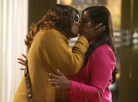 "Niecy Nash and Mindy Kaling in Fox's ""The Mindy Project"""