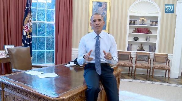 obama - immigration video