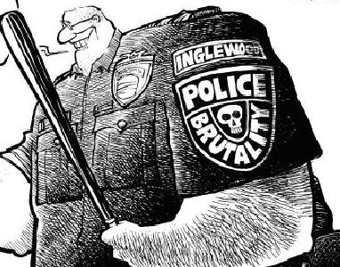 pb-police brutality cartoon1