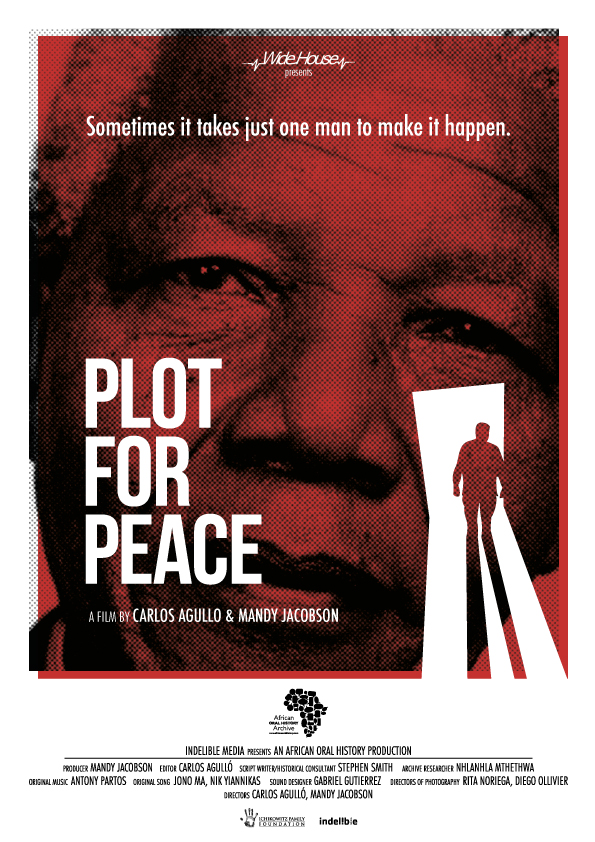 Plot For Peace: The Hidden Story Of Mandela's Release From Prison