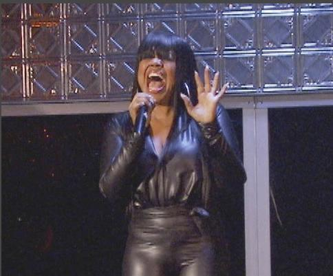 shanice singing