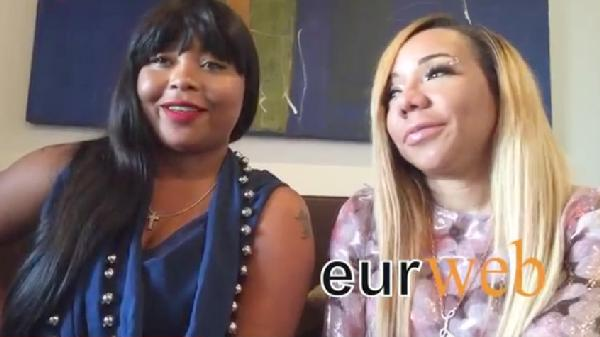 Up Close with Tiny and Shekinah on their Unbe-Weave-able Trip