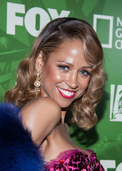 Actress Stacey Dash arrives at FOX, 20th Century FOX Television, FX Networks And National Geographic Channel's 2014 Emmy Award Nominee Celebration at Vibiana on August 25, 2014 in Los Angeles, California