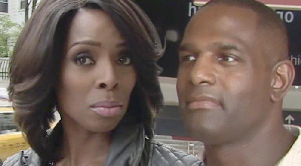 Tasha Smith Now Saying Husband Keith Douglas is Trying to Kill Her