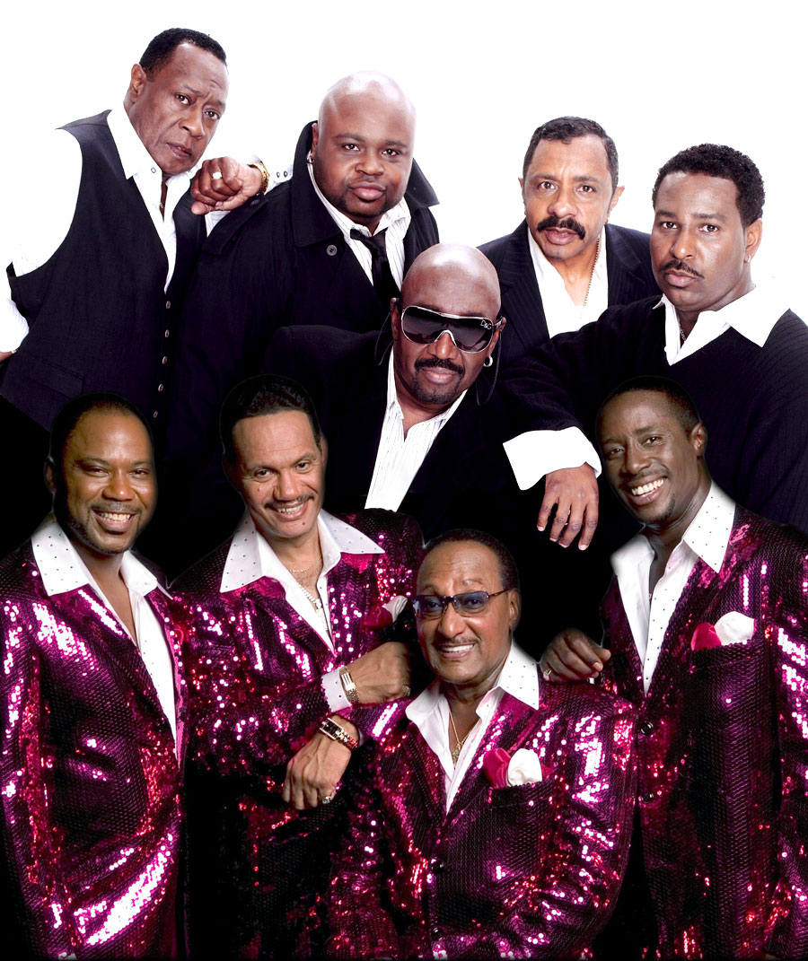 events temptations four tops