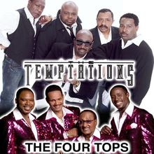 temptations four tops