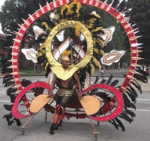 Carnival Float: Photo Credit, Ricky Richardson