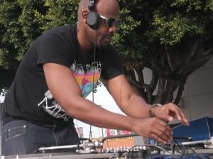 DJ A-SKI: Photo Credit, Ricky Richardson