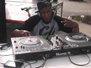DJ Al Jackson: Photo Credit, Ricky Richardson