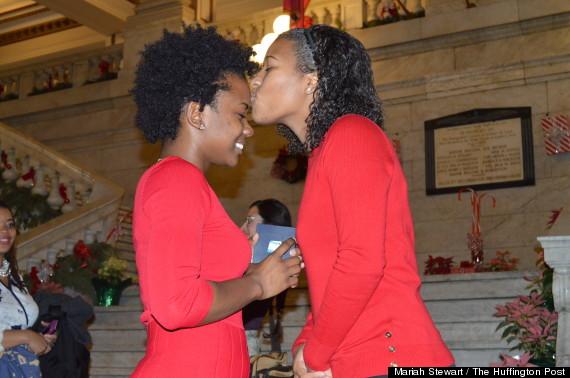 Ferguson women get engagedeur