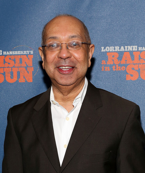 """George C. Wolfe attends """"A Raisin In The Sun"""" Broadway Opening Night at The Ethel Barrymore Theatre on April 3, 2014 in New York City."""