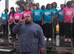 Harmony Project Choir: Photo Credit, Ricky Richardson