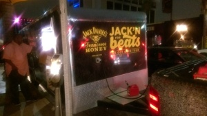 jack n for beats trailer/mobile studio