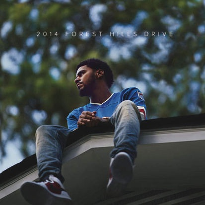 j cole, 2014 forest hills drive,