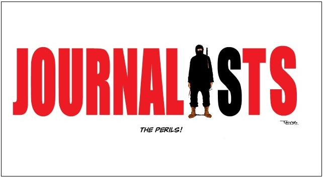 JOURNALIST (perils)