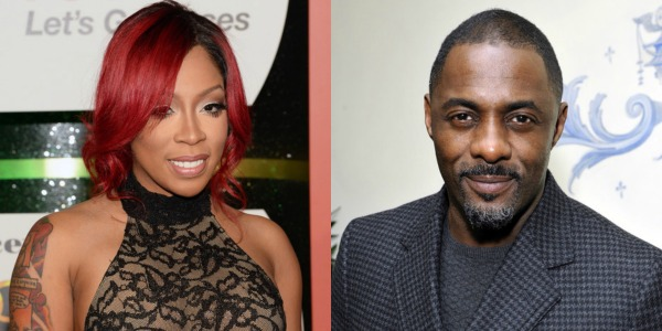 K. Michelle Wants to Marry a White Man, Talks Idris and ...