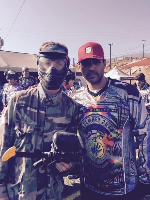Matthew Espinosa and AP