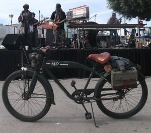 Military Bicycle: Photo Credit, Ricky Richardson