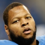 Ndamukong Suh to Appeal Suspension for Stepping on Aaron Rodgers' Leg (Video)