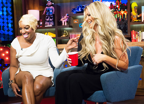 nene leakes kim zolciak