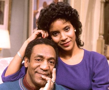 Bill Cosby; Phylicia Rashad