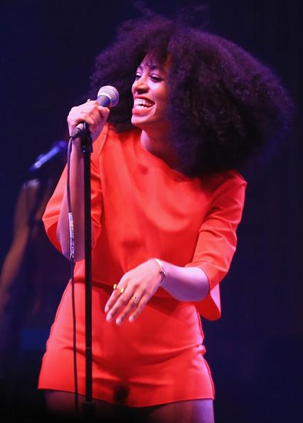 Singer Solange Knowles is 30