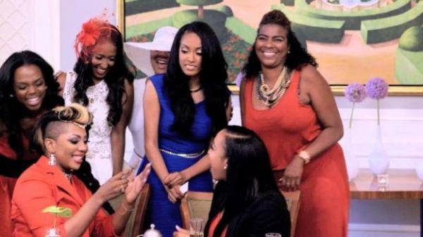VH1 Sorority Sisters cast