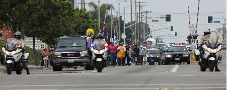 L.A.'s peaceful 'Walk for Life'