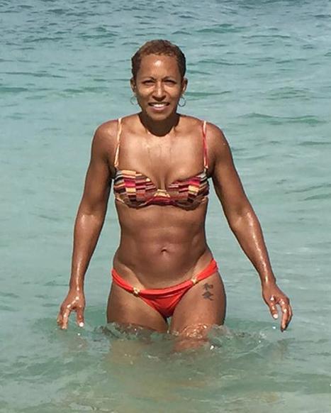 adrienne banfield-jones (bikini)