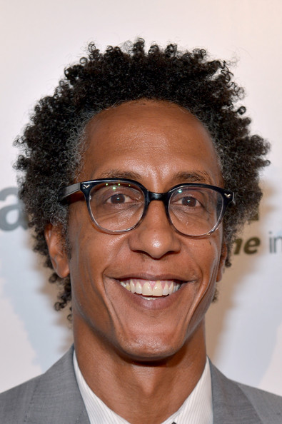 Actor Andre Royo attends the Amazon red carpet premiere screening for brand-new dark comedy, 'Transparent,' at Ace Hotel on September 15, 2014 in Los Angeles, California