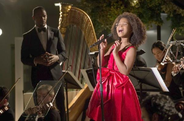 'Annie' Shows the True Talent of Quvenzhané Wallis